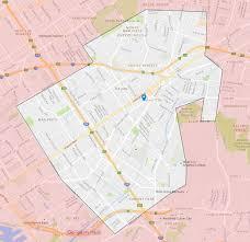 Culver City Map Victor Jr U0027s Culver City