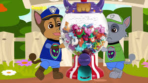 paw patrol episodes english 2017 scramble gumball