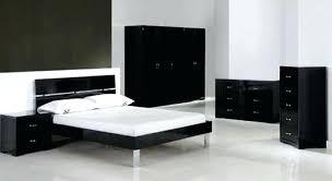 black modern bedroom set bedroom sets black king size bedroom sets