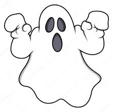 cartoon halloween images cartoon ghost halloween vector illustration u2014 stock vector