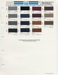 gm auto color chips color chip selection paint chips