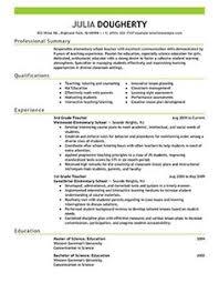 resume exles education 2016 substitute resume sle recentresumes
