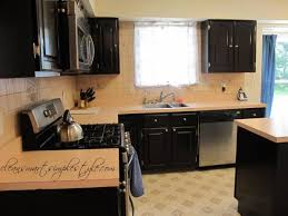 Gel Stain Kitchen Cabinets Before After Java Gel Stain Cabinets Nrtradiant Com