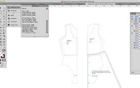 pattern and grading software drafting patterns with software cloth habit