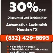 automotive locksmith locksmiths 1718 fry rd houston