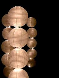 best 25 paper lanterns with lights ideas on paper