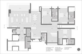 Floor Plan Furniture Gallery Of 1102 Penthouse Apical Reform 14