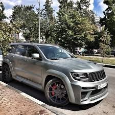 jeep srt8 prices tyrannos jeep grand srt8 emerges in russia
