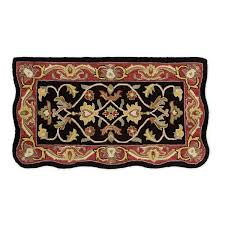 fireproof rugs front fireplace roselawnlutheran