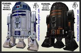 wars full size r2 d2 free papercraft download