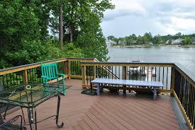 lake murray sc deck builder lake murray sc trex decks