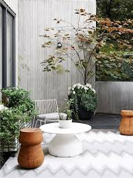steal this look a minimalist melbourne patio gardenista
