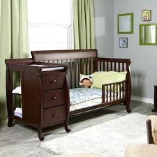 white crib with changing table attached convertible cribs sale