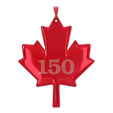 2017 canada 150 hallmark ornament hooked on hallmark ornaments