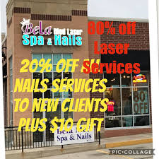 bela medical laser spa u0026 nails home facebook