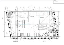 parking lot floor plan plans for new parking garage at 412 o keefe avenue canal street