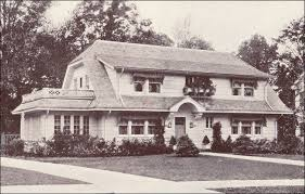 dutch colonial home plans 1922 marlboro clipped gable gambrel dutch colonial revival