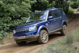 land rover discovery off road land rover discovery 4 2009 car review honest john