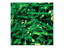 mylar shred mylar shred 10 lb ctn green item 819011022