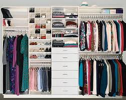 Shallow Closet Organizer - simple closets google search house pinterest simple closet