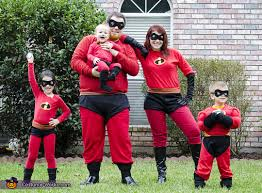 incredibles costume the incredibles family costumes