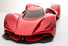 future ferrari supercar car designer dreams up rad ferrari le mans prototype 95 octane