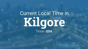 Kilgore Texas Map Current Local Time In Kilgore Texas Usa