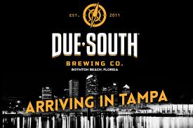 due south brewing in tampa due south brewing co