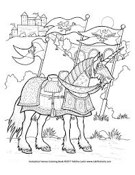 unicorn coloring pages for adults battle unicorn coloring page