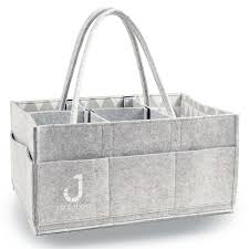 Changing Table Caddy Baby Caddy Nursery Storage Bin By Joouno Stylish Boys