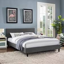 Places That Sell Bed Frames Button Tufted Bed Frame Overstock Bedroom