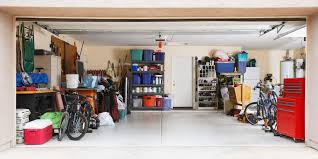 how to organize your garage in no time at all so you can actually