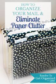 best 25 organize mail ideas on pinterest kitchen desk