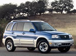 New 1999 Suzuki Grand Vitara Photos, Informations, Articles  #TV16
