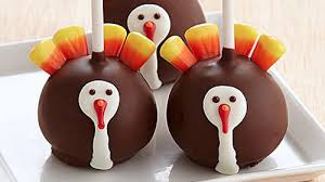 15 thanksgiving inspired cake pops