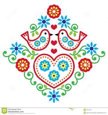 Floral Art Designs 148 Best Scandinavian And Folk Design Images On Pinterest