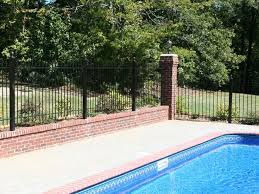Backyard Pool Fence Ideas 65 Best Pool Fences Images On Pinterest Pool Fence Fence And
