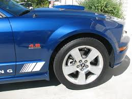 mustang gt 281 badges for my 2007 mustang gt ford mustang forum