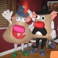 Potato Head Halloween Costume Coolest U0026 Potato Head Costumes Potato Heads Costumes