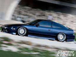 nissan midnight blue 1991 nissan 240sx le style super street magazine