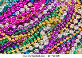 mardi gras beaded necklaces mardi gras stock images royalty free images vectors