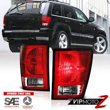 jeep grand rear brakes complete package left right rear brake taillight 2007 2010 jeep