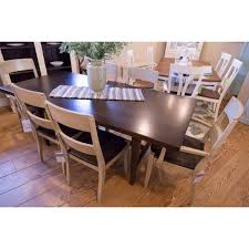 solid cherry dining room set saybrook country barn