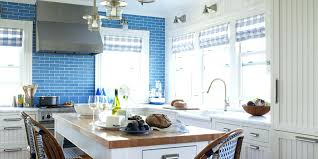 pictures of backsplashes for kitchens blue kitchen tile backsplash best kitchen ideas tile designs for