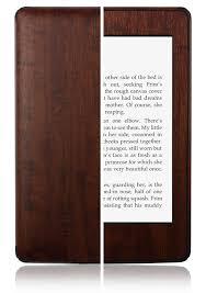 Seeking Kindle Skinomi Techskin Kindle Paperwhite Wifi 3g Wood