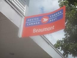 bureau de poste pr騅ost bureau de poste de beaumont beaumont post office qc g0r 1c0