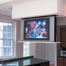 tv in kitchen ideas hidden tv in kitchen cabinet rhodeislandkitchen home inspiration