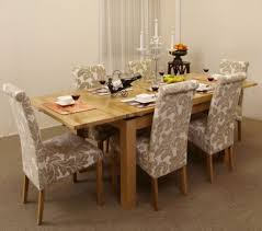 dining room sets with fabric chairs fabric dining room chairs home