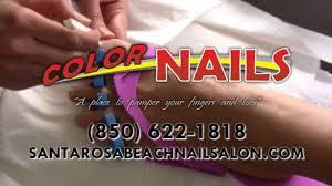 beauty salon nail salon in santa rosa beach fl 32459 youtube