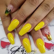 28 pretty bling acrylic nail art designs ideas design trends
